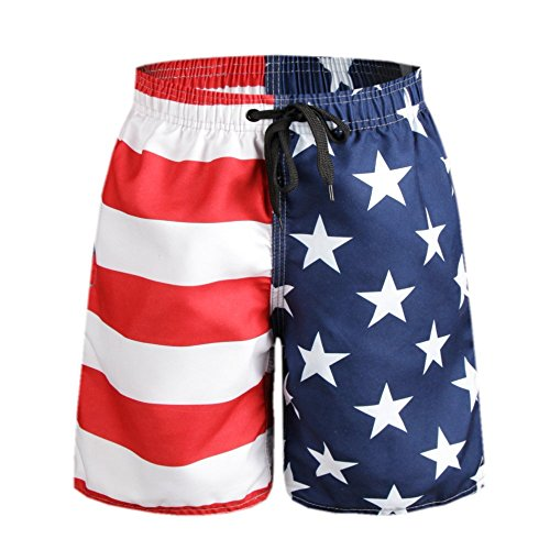 Board Shorts Swim (Jungen Hai Badeshorts Holiday Kinder Swim Shorts Casual Board Swimwear)