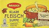 Maggi Klare Fleisch Suppe, 168g