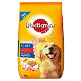 #10: Pedigree Adult Dog Food, Chicken and Vegetables, 15 kg Pack