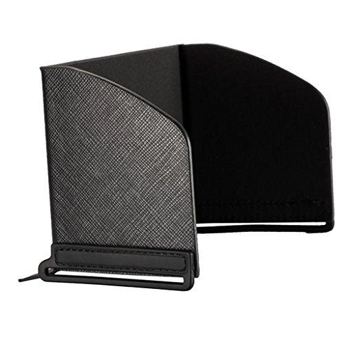 MagiDeal Pare Soleil DJI Parasol Moniteur Smartphone Protection Housse en Cuir PU Silicone - Noir #3
