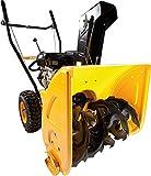 Westfalia Schneefräse mit 4,05 kW und Radantrieb