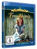 DVD Cover 'Der Froschkönig ( digital remastered ) (Blu-Ray)
