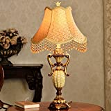 TIAMO Home Store europäische klassische beleuchtung schlafzimmer lampe bett leuchte lampe e27 Tischleuchte