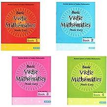 Vedic Mathematics Book Set (Set of 4) (Vedic Mathematics)