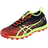 Asics Gel-fujirunnegade 2 Plasmaguard, Herren Laufschuhe, Rot (Orange/Flash Yellow/Black 0907), 47 EU