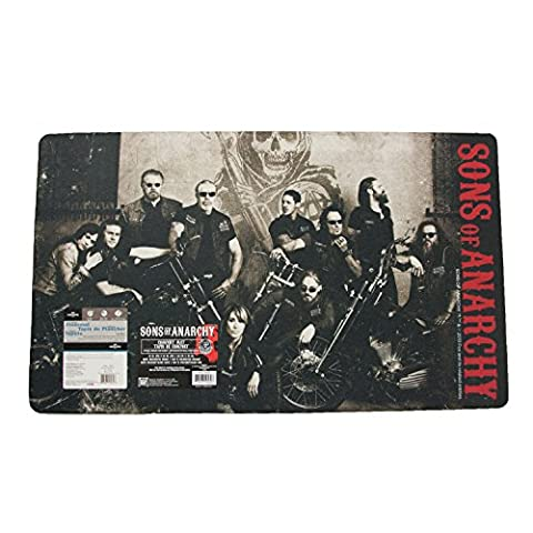 SOA Sons of Anarchy Gang Confort Tapis de 45,7 x 76,2 cm officiel