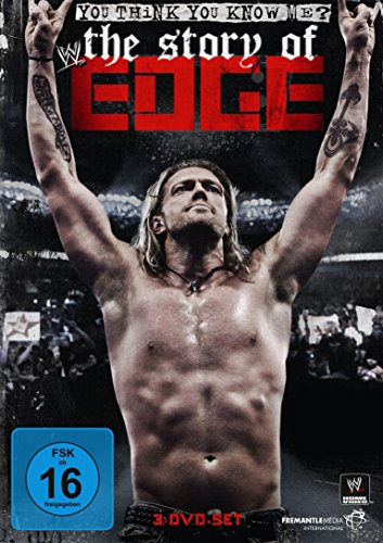 WWE - You Think You Know Me? The Story of Edge [3 DVDs] - Dvd-2012 Wwe