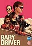 Baby Driver [DVD] [2017]