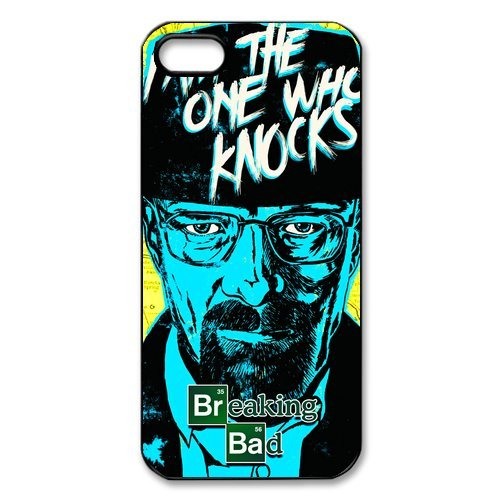 "Breaking Bad Design Étui pour l'iPhone 5S, coque pour iPhone 5S "", poche Rubber Phone Case Housse de Protection Coque Cas Étui Case pour iPhone 5 5S"