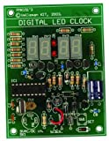 Velleman 840316 digitale LED-Uhr, MK151, Mini-Kit