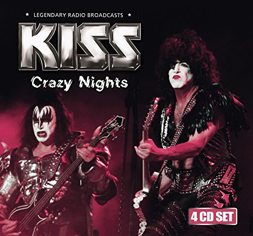 Crazy Nights - Legendary Radio Broadcasts (4 CD)