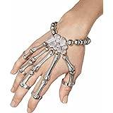 Smiffy's 45601 - Skelett-Hand Armband