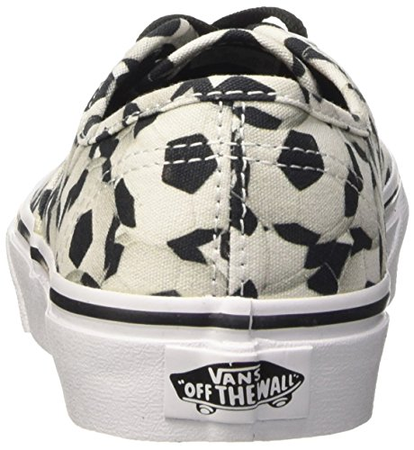 Vans Authentic Scarpe da Ginnastica Basse, Unisex Bambini Multicolore (sports/soccer/black)