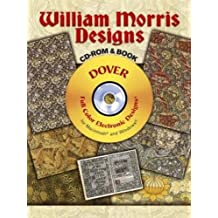 William Morris Designs (Dover Electronic Clip Art)