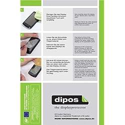 dipos I 6X Protection ecrán Mat Compatible avec ASUS ZenFone 2 (ZE551ML) Films de Protection d'écran