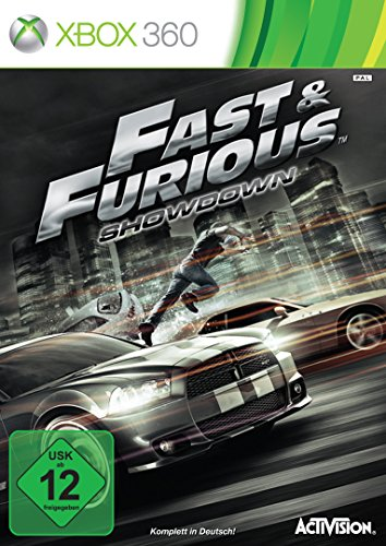 Fast & Furious Showdown [Xbox 360]
