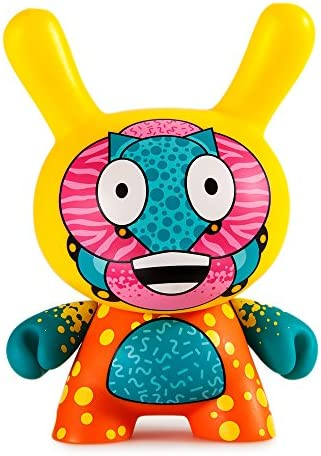 Figurine 15cm / 5-inch - Dunny Codename Unknown Sekure D x Kidrobot Figure   Outlet Online Store