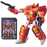 Transformers Generations Titans Return Autobot Infinitus and Sentinel Prime Action Figure