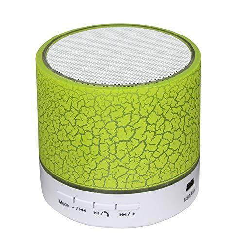 LSCZZJ Bluetooth Lautsprecher,Portable Boombox Mit 2 Stunden