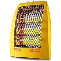 SYR&FJ Calefactor Eléctrico,3 Ajustes De Calor Cuarzo-Calentador para El Hogar Y Oficina
