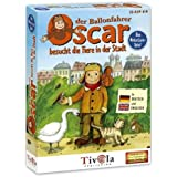 Oscar besucht die Tiere in der Stadt