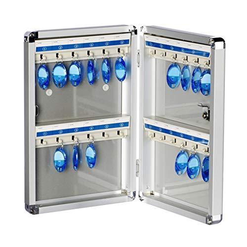Armoires à clés 24 Bits Boîte De Gestion des Clés Coffre-Fort Gestionnaire De Clés Voiture Gestionnaire De Clés Boîte Boîte De Collecte De Stockage