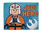 Sahinler 22710007Lego Star Wars Fleecedecke Polyester,