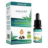 Premium Bio Essential Öl - zu 100% natürliche Öl Tropfen mit 10 ml...
