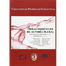 Obras originales de autoría plural (Propiedad Intelectual)