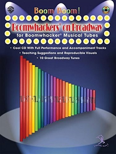 Boomwhackers on Broadway +CD