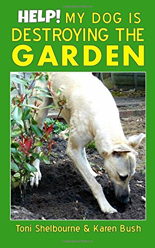 Help! My Dog is Destroying the Garden