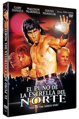 El Puño de la Estrella del Norte  Versión Uncut DVD 1995 Fist of the North Star