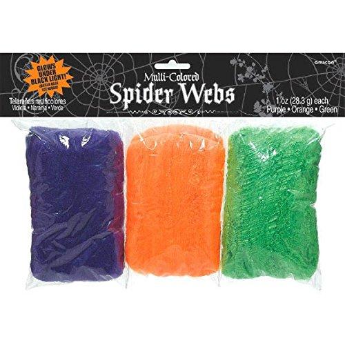 240507Spider Web, Mehrfarbig ()
