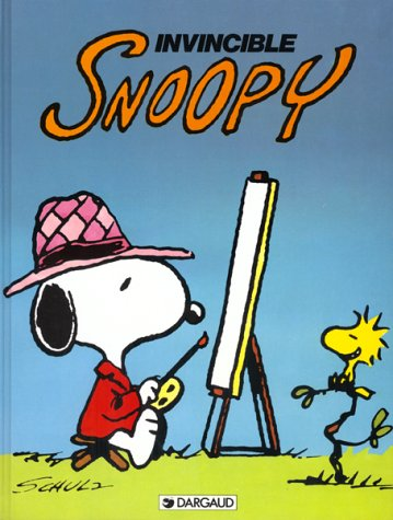 Snoopy, tome 9 : Invincible Snoopy par Charles Monroe Schulz