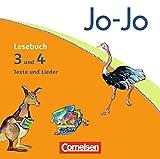 Jo-Jo Lesebuch - Allgemeine Ausgabe 2011: 3./4. Schuljahr - Texte und Lieder: Hör-CD