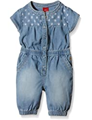 s.Oliver Mit Blumenstickerei, Pantalones de Peto Para Bebés