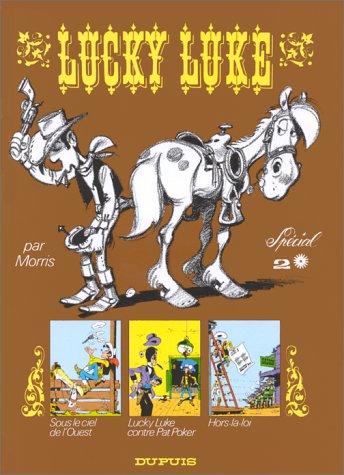 Lucky Luke spécial, tome 2 : Sous le ciel de l'ouest, Lucky Luke contre Pat Poker, Hors-la-Loi