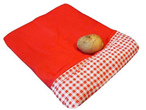 Kochtasche Kartoffel 4 Minuten Kartoffelbeutel Express Tasche Mikrowelle #1169