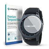 smartect Panzerglas für Samsung Galaxy Gear S3 Frontier/Classic [2 Stück] - Bildschirmschutz mit 9H Härte - Blasenfreie Schutzfolie - Anti Fingerprint Panzerglasfolie