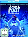 Smallfoot [3D Blu-ray]