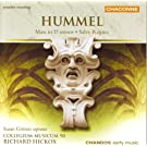 Hummel: Mass in D Minor / Salve Regina