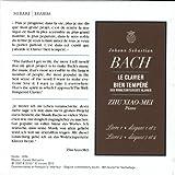 Bach : Le Clavier bien tempéré (Coffret 4 CD) (2014)