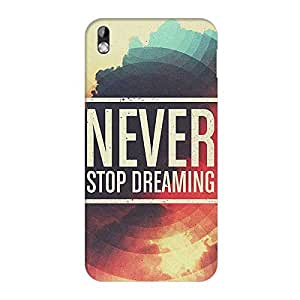 perfect print Back cover for Htc Desire 816