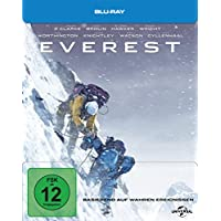 Everest - Steelbook [Blu-ray]