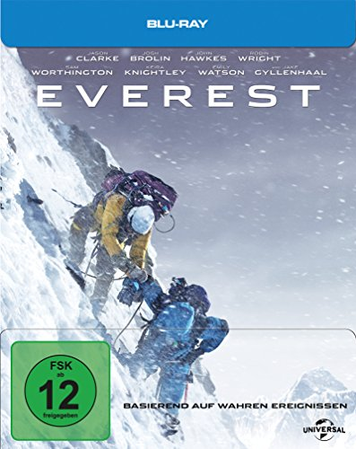 Everest - Steelbook [Blu-ray] [Limited Edition] (Rn-unterhaltung)