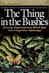 The Thing in the Bushes: Turning Organizational Blind Spots into Competitive Advantage