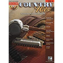 Harmonica play-along vol.6 Country Hits + CD