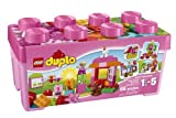 LEGO DUPLO Creative Play 10571 All-in-One-Pink-Box-of-Fun by Lego