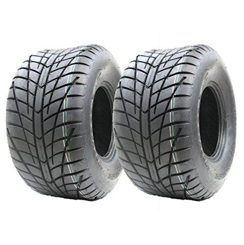 2 piezas 20x10.00-9 4ply Wanda P354 Neumáticos ATV E marcado Camino legal