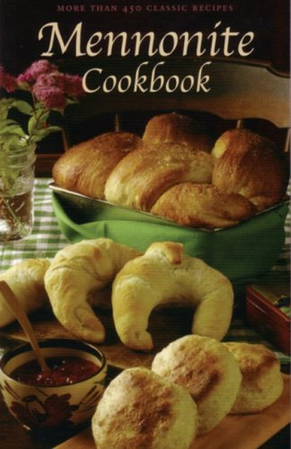 Mennonite Cookbook Op